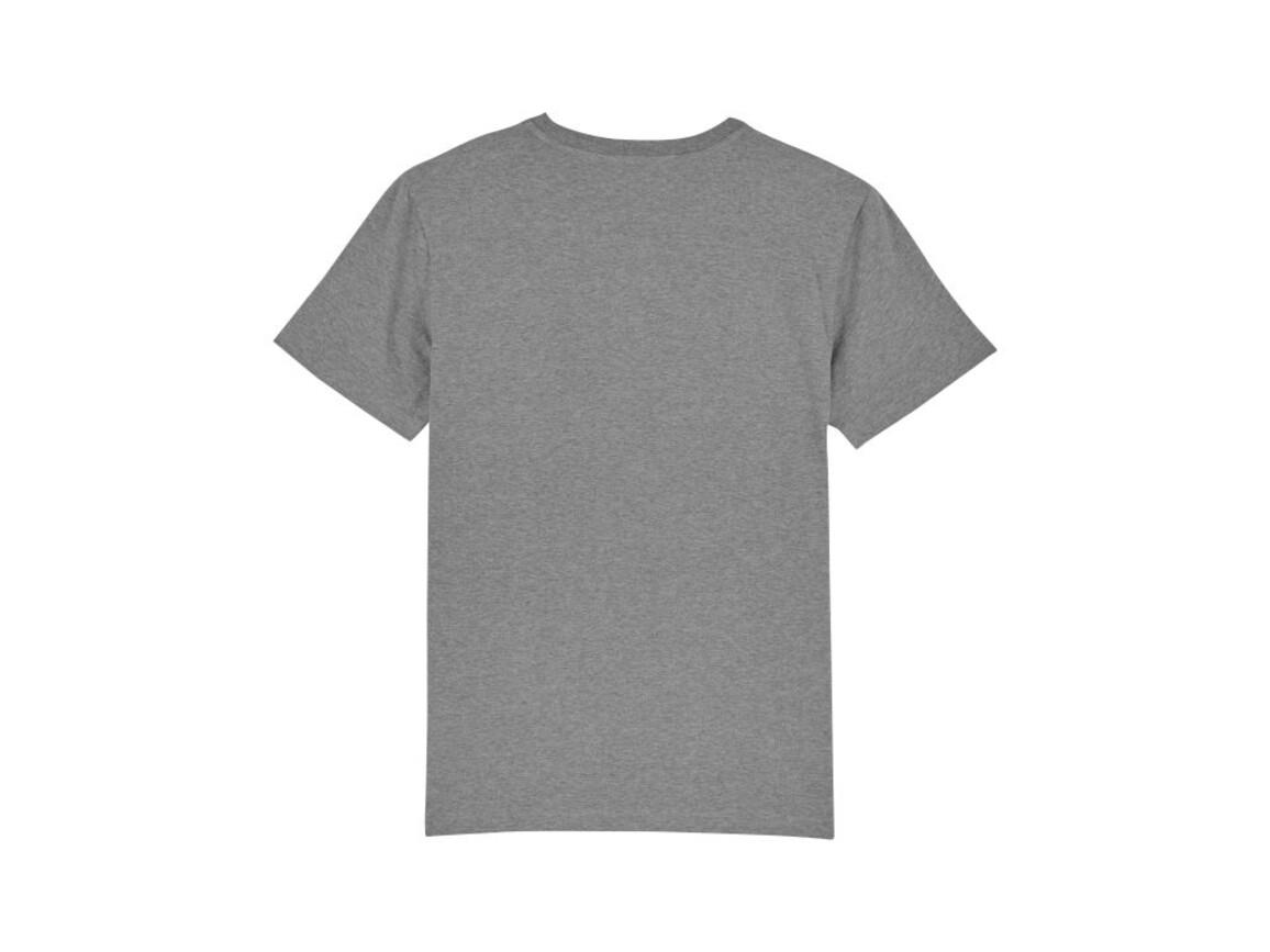Iconic Unisex T-Shirt - Mid Heather Grey - XXS bedrucken, Art.-Nr. STTU755C6502S