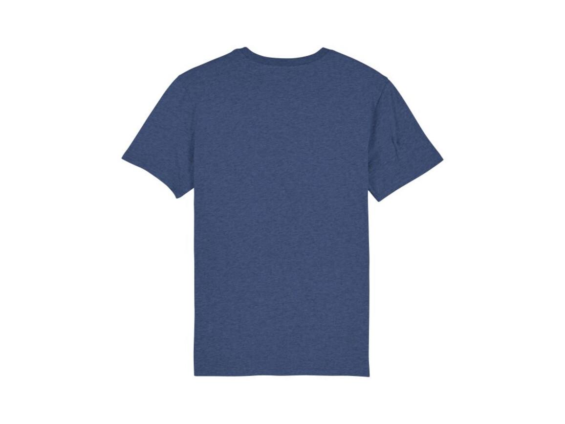 Iconic Unisex T-Shirt - Dark Heather Indigo - S bedrucken, Art.-Nr. STTU755C6581S