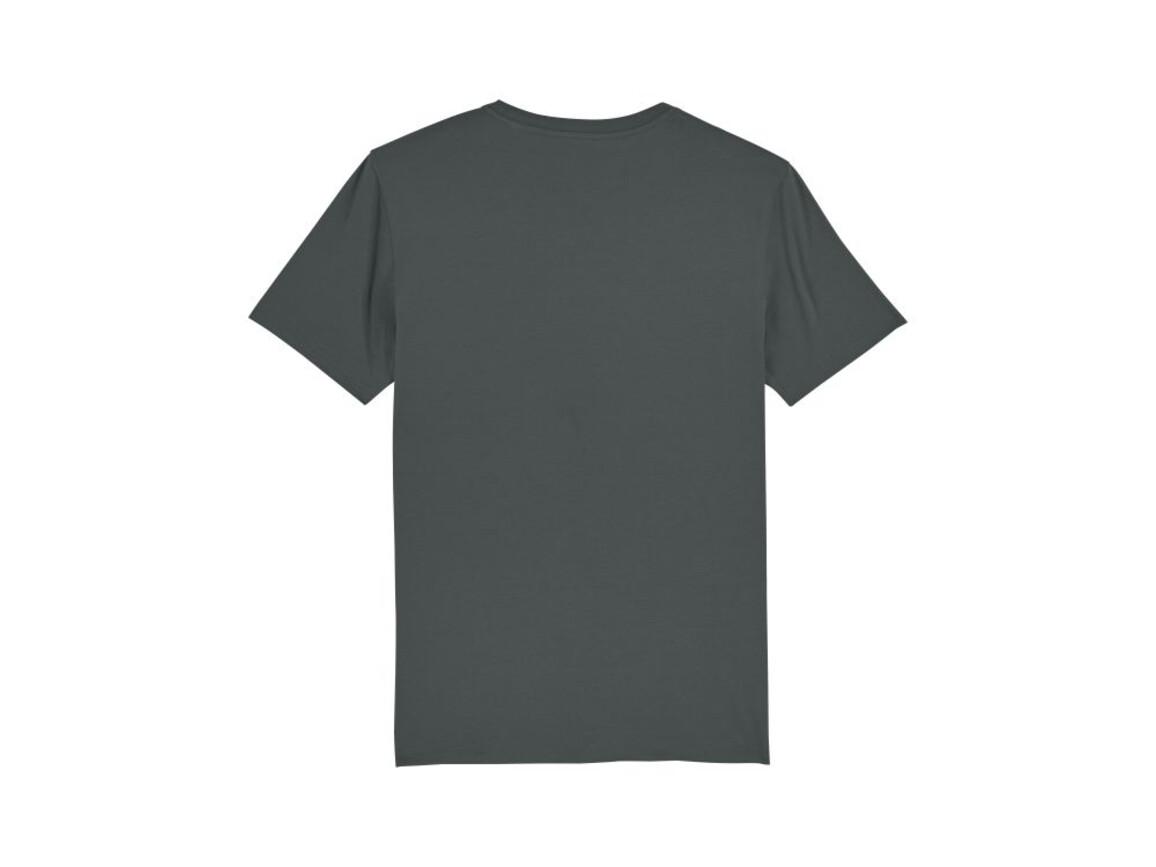 Iconic Unisex T-Shirt - Anthracite - XL bedrucken, Art.-Nr. STTU755C2531X