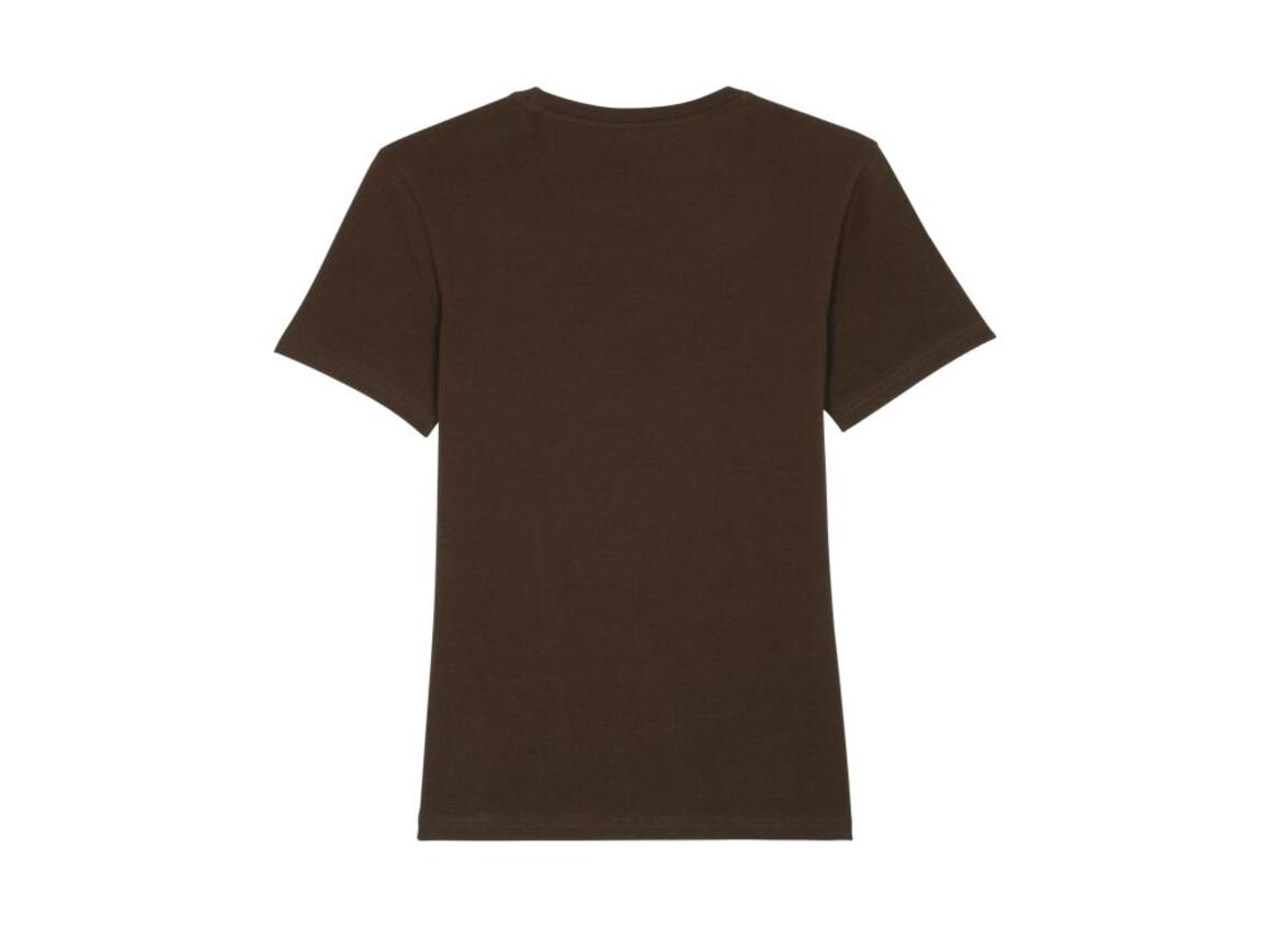 Iconic Unisex T-Shirt - Deep Chocolate - M bedrucken, Art.-Nr. STTU755C0411M