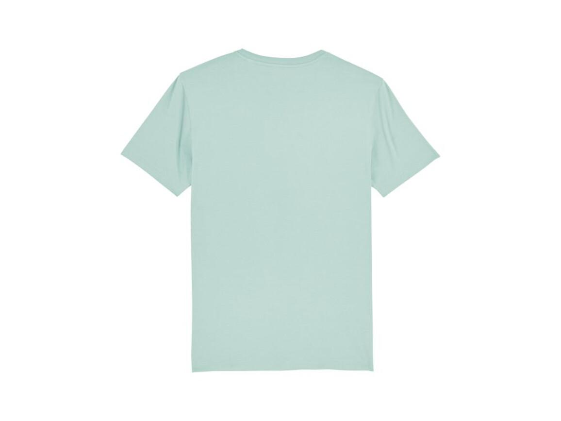 Iconic Unisex T-Shirt - Caribbean Blue - M bedrucken, Art.-Nr. STTU755C7241M