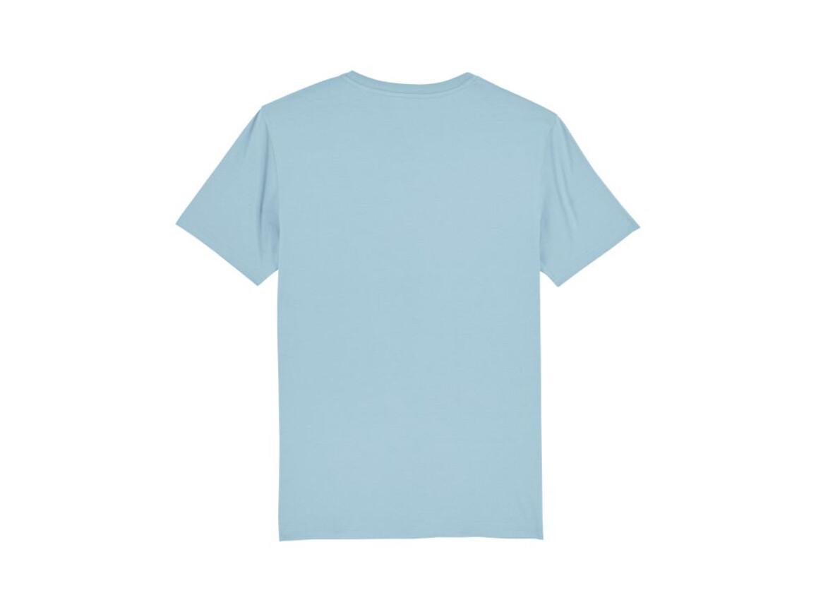 Iconic Unisex T-Shirt - Sky blue - S bedrucken, Art.-Nr. STTU755C2321S