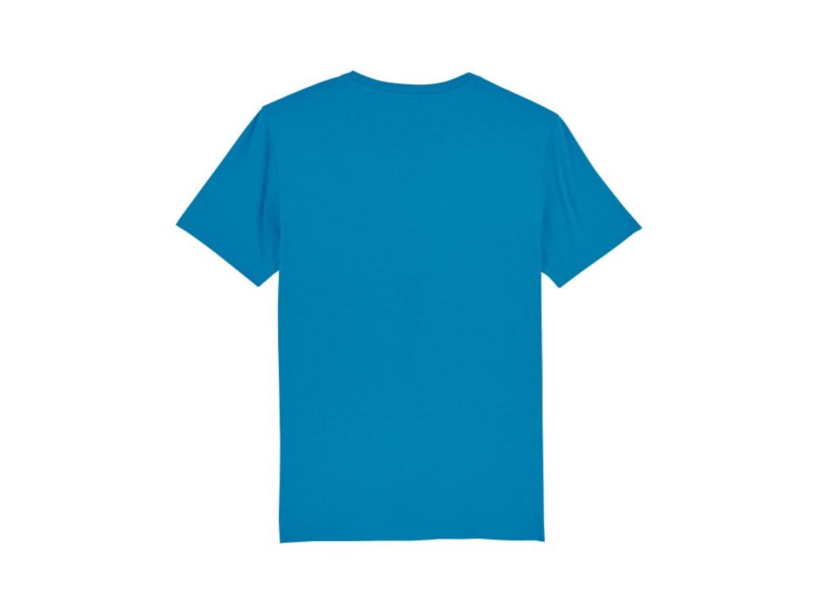 Iconic Unisex T-Shirt - Azur - XS bedrucken, Art.-Nr. STTU755C231XS