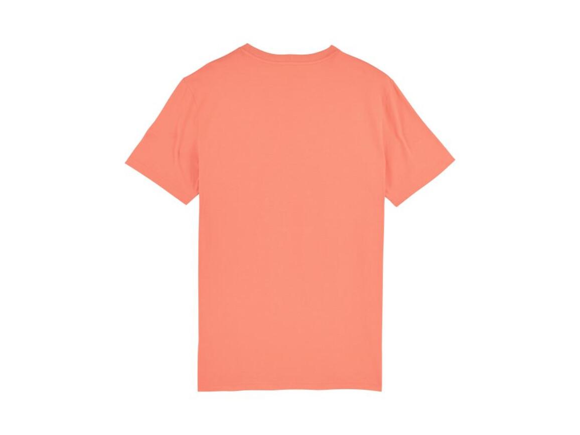 Iconic Unisex T-Shirt - Sunset Orange - M bedrucken, Art.-Nr. STTU755C0251M