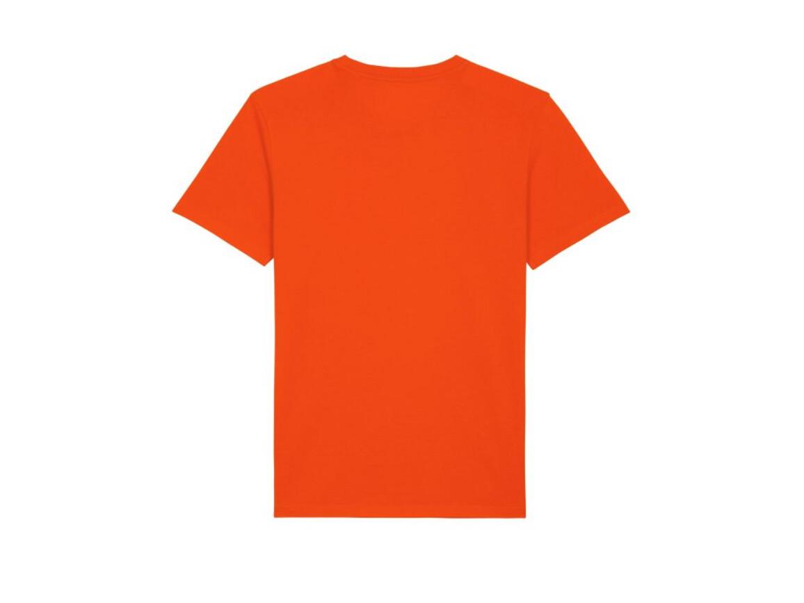 Iconic Unisex T-Shirt - Tangerine - XS bedrucken, Art.-Nr. STTU755C032XS