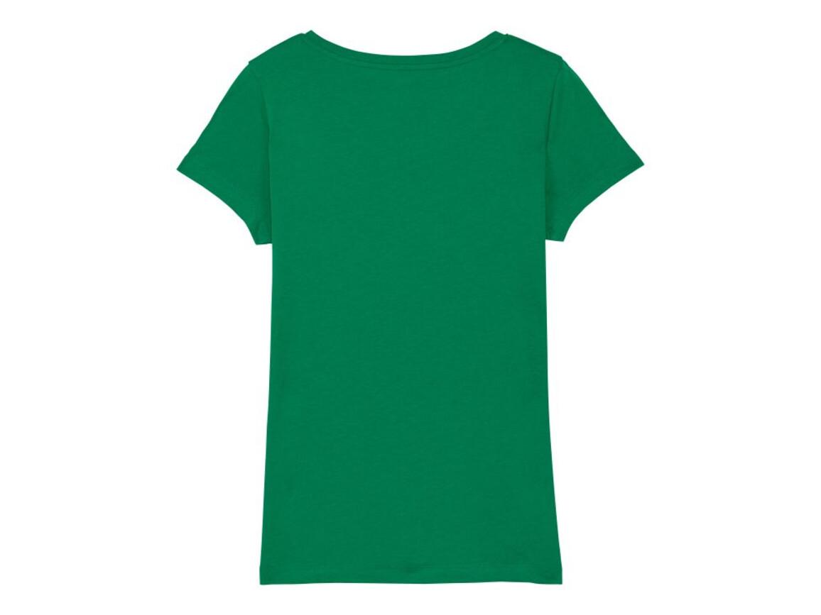 Iconic Damen T-Shirt - Varsity Green - XL bedrucken, Art.-Nr. STTW017C0291X