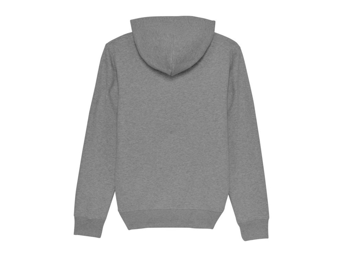 Iconic Unisex Hoodie - Mid Heather Grey - 3XL bedrucken, Art.-Nr. STSU822C6503X