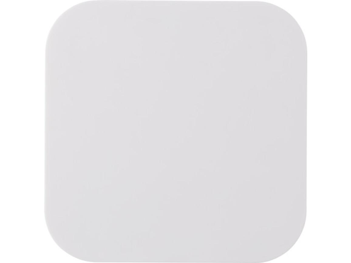 Aufladegerät 'Volle Power' aus Kunststoff – Weiß bedrucken, Art.-Nr. 002999999_9149