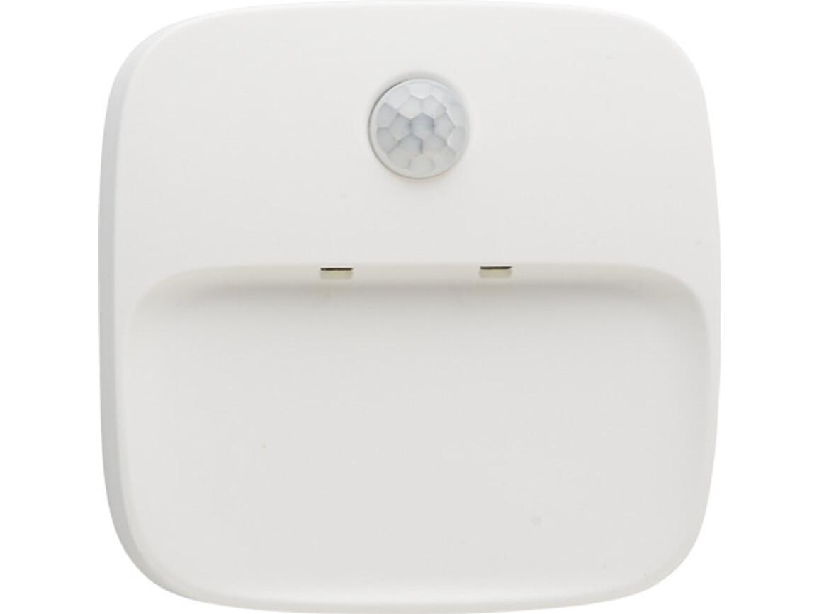 Nachtlampe 'Modern Light' aus Kunststoff – Weiß bedrucken, Art.-Nr. 002999999_9214