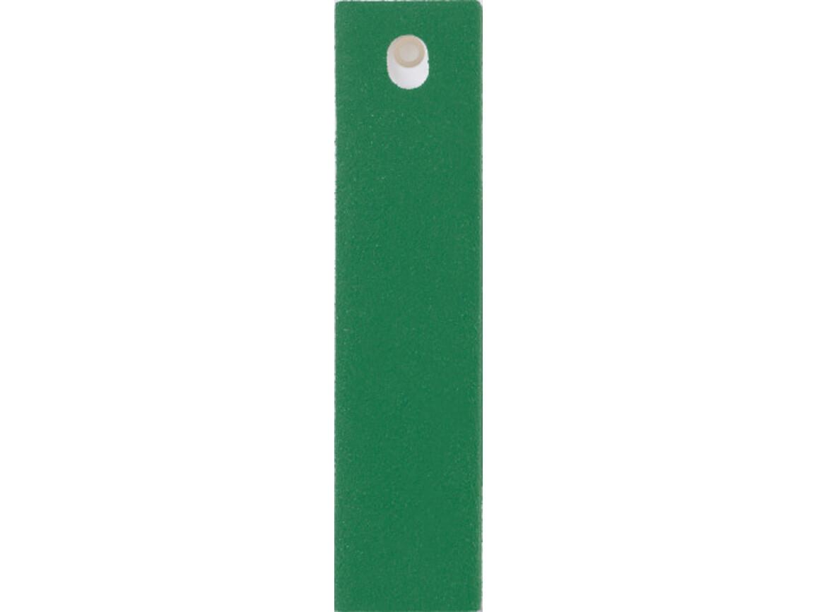 Bildschirmreiniger 'Cleansing' aus Kunststoff – Grün bedrucken, Art.-Nr. 004999999_9151