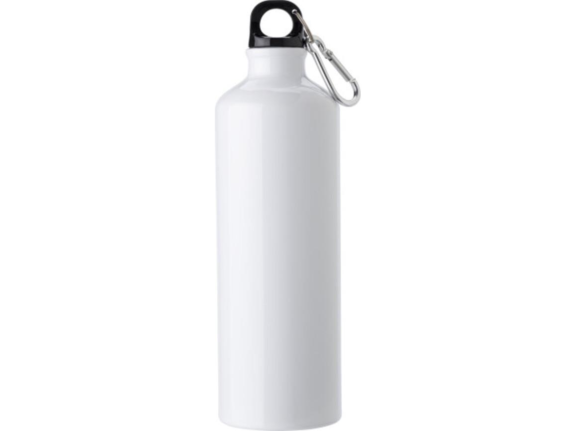 Trinkflasche aus Alluminium (750 ml) – Weiß bedrucken, Art.-Nr. 002999999_9232