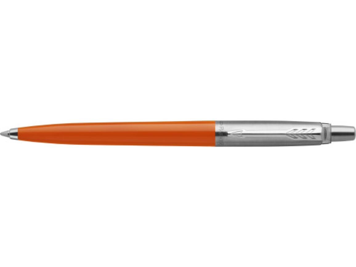 "Parker Druckkugelschreiber ""Jotter"" – Orange bedrucken, Art.-Nr. 007999128_2100"