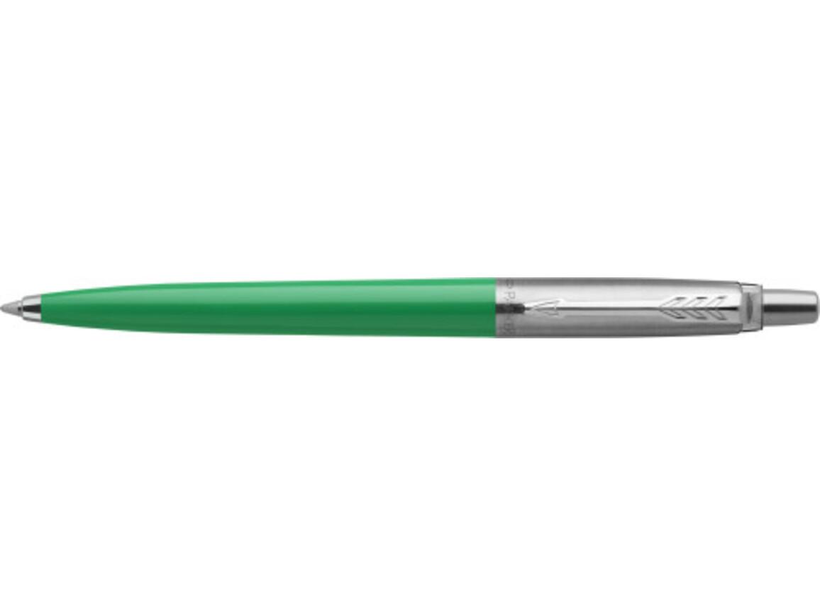 """Parker Druckkugelschreiber """"Jotter"""" – Grün bedrucken, Art.-Nr. 004999128_2100"""